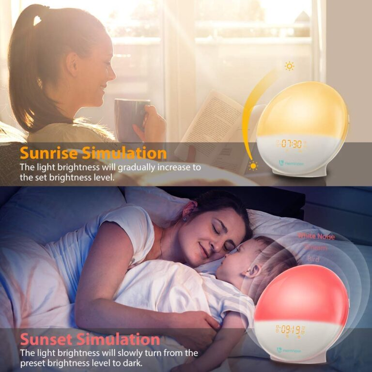 Heimvision Sunrise Alarm Clock Review