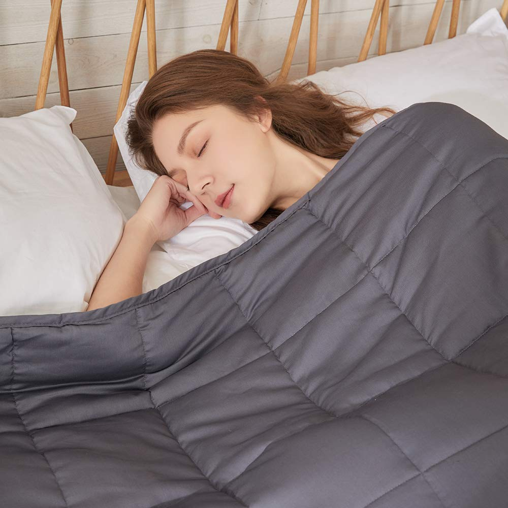 Zonli Cool Weighted Stress Blanket